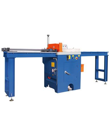 (ZT-BL455)高速精密铝切机(半自动...